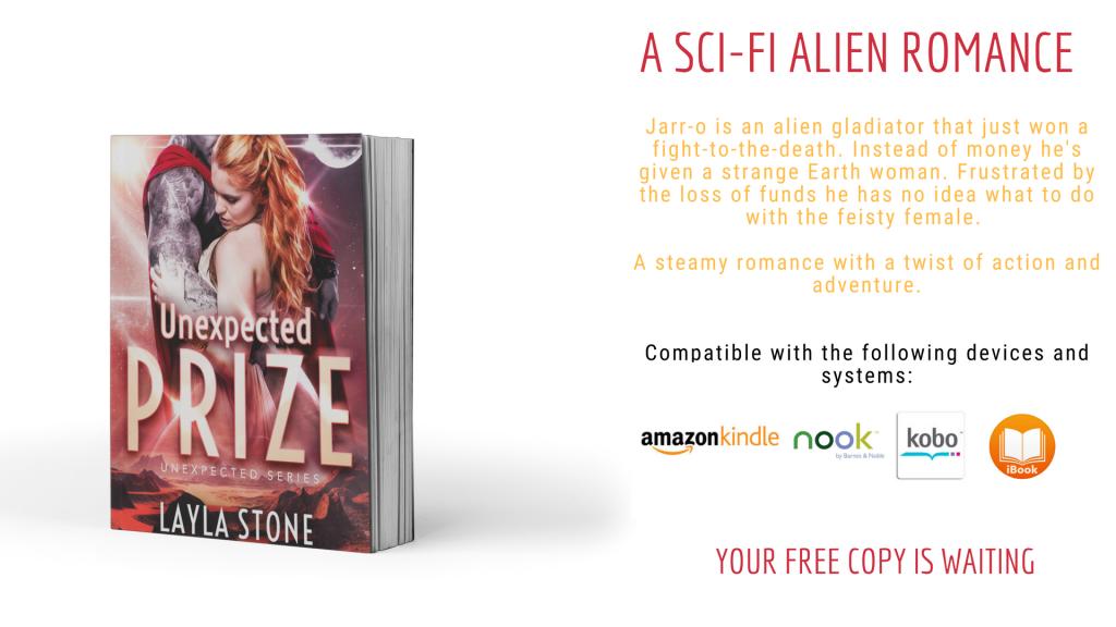 A Sci-Fi Alien Romance